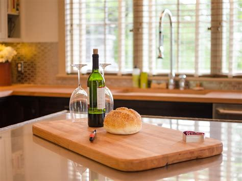 Creative Small Kitchen Ideas by How To Make A Butcher Block Cutting Board How Tos Diy