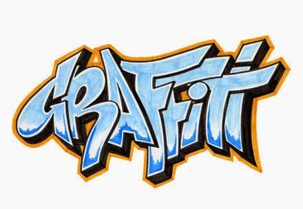 blogg  membuat graffiti menggunakan photoshop