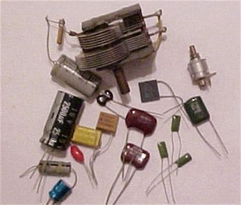 beehive trimmer capacitor circle 5 capacitance