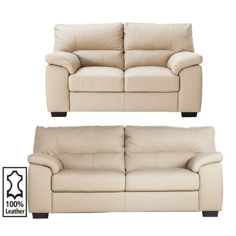 Buy Collection Piacenza 3 Seat And 2 Seat Leather Sofa Buy Leather Sofa Uk