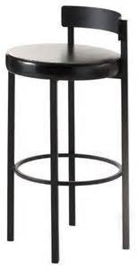 low back non swivel stool modern bar stools and