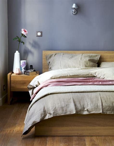 astounding image of chic bedroom decoration using light blue plum bedroom wall paint