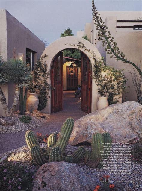 desert landscaping ideas aspen spanish style homes
