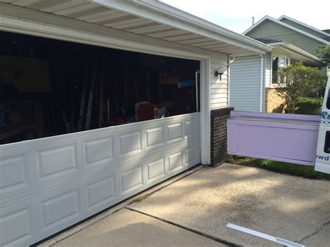 Repair Broken Garage Door Panels Same Day Garage Door Garage Door Broken