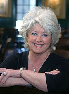 is paula deens hairstyle for thin hair the silver fox stunning gray hair styles paula deen
