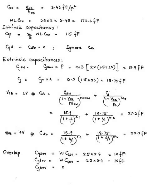 calculating capacitor solved quot quot result in mosfet capacitance calculation discussion forums national instruments