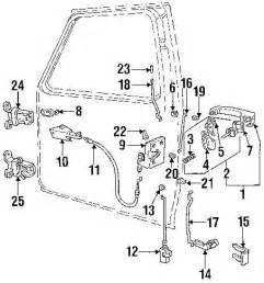 95 Ford F150 Parts Ford Door Parts Auto Parts Diagrams