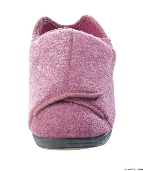 diabetic slippers edema slippers womens wide adaptive diabetic edema slippers