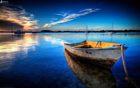 at shore boat at shore