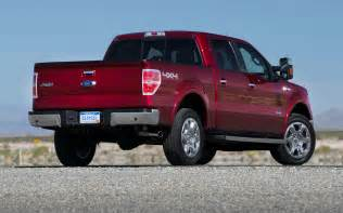 2013 motor trend truck of the year contender ford f 150