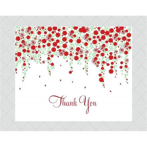 free professional thank you card template 17 best printable thank you cards images on
