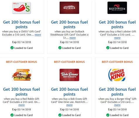 kroger fuel points gift cards gift ftempo - Dillard S Gift Cards At Kroger