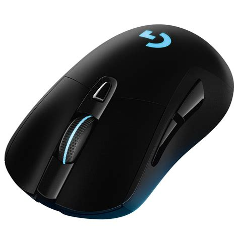 Mouse Gaming Wired Wireless Logitech G403 Prodigy new logitech g403 prodigy wired wireless gaming mouse lazada malaysia