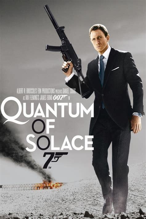 fin du film quantum of solace quantum of solace blu ray ultra hd et dvd