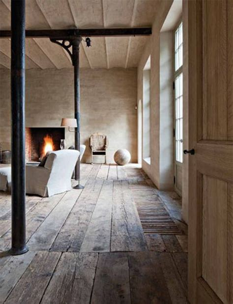 rustic living room design love this space with all the oude houten vloeren i love my interior