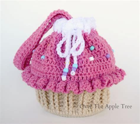 crochet pattern cupcake purse cupcake purse girl s purse crochet bag