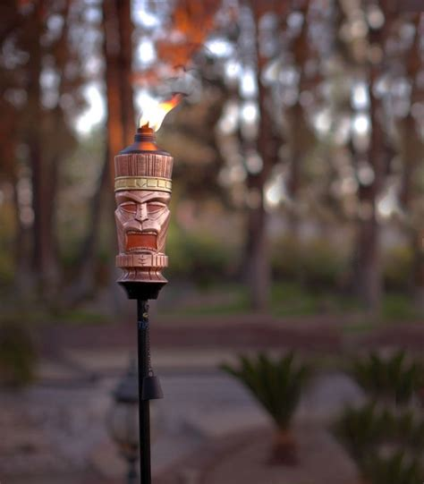 Can You Use L In Tiki Torches by 17 Cool Tiki Torches Designs That Actually Ignite Fresh Ideas