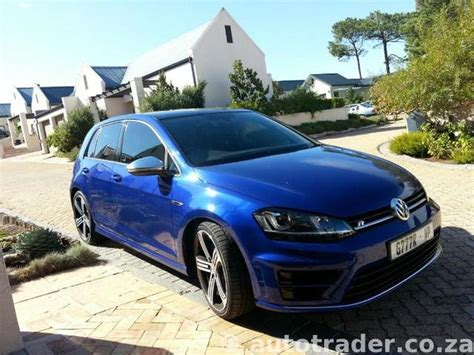 volkswagen golf 7r in south africa clasf motors