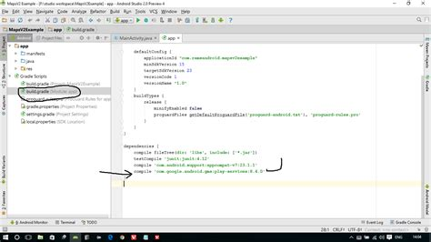 android studio junit test tutorial google maps android exle in android studio with