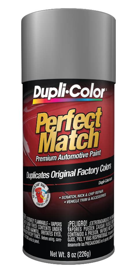 dupli color car paint duplicolor s universal silver metallic auto touch up spray
