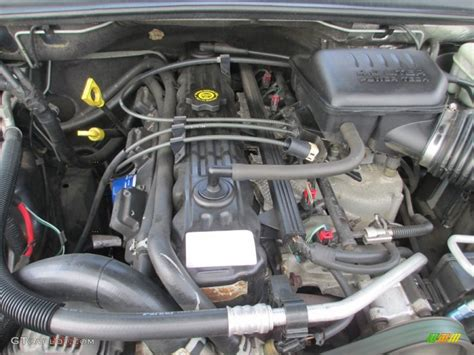 4 0 Jeep Engine 2004 Jeep Grand Laredo 4x4 4 0 Liter Ohv 12v