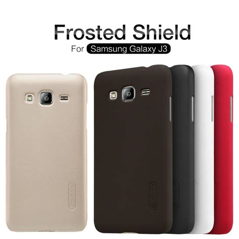 for samsung galaxy j3 j300 nillkin frosted shield back cover samsung galaxy j3
