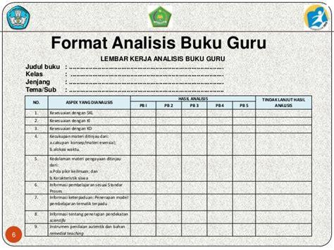 format analisis beban kerja polri analisis buku guru siswa