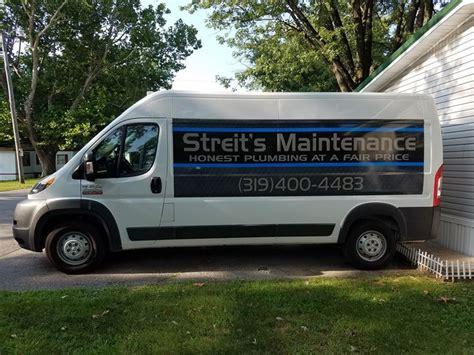 Iowa Plumbing License by Streit S Maintenance Plumbing Iowa City Ia