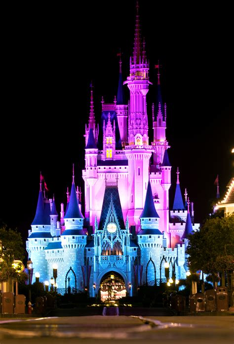 T.G.I.F. Pic Of The Week ? Cinderella?s Castle Celebrates With New Looks   Living in a grown up