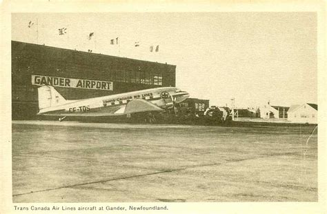 toronto engraving company airports in canada famgus aviation postcards