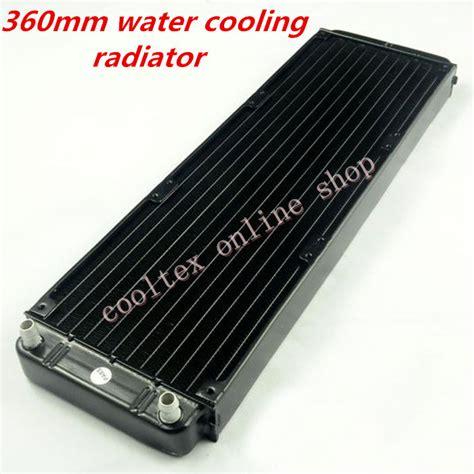 Vga Cpu 360mm Water Cooling Radiator For Chip Cpu Gpu Vga Ram
