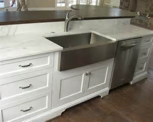 Black Farm Sinks For Kitchens Brookwood Cabinets Farm Sink Home Improvement Farm Sink Colors For Kitchens And