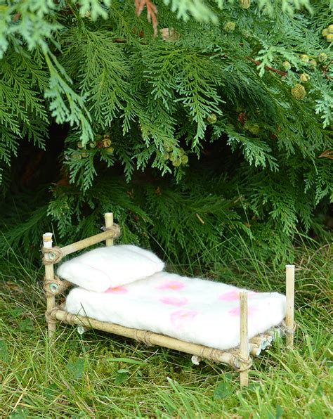 fairy bed mollymoocrafts a fairy bed made with twigs and love
