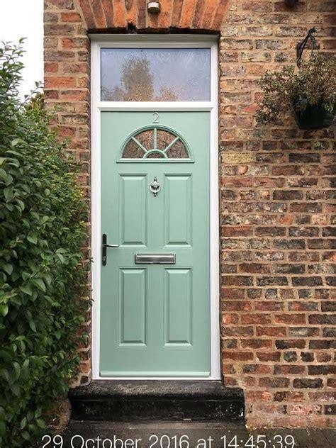 pale green composite front door 154 best images about composite entrance doors on