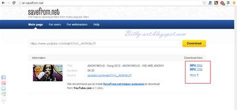 download youtube tanpa software cara mudah download video youtube tanpa software my2ndplace