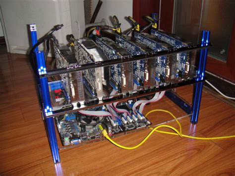Vga Mining building computers for bitcoin mining