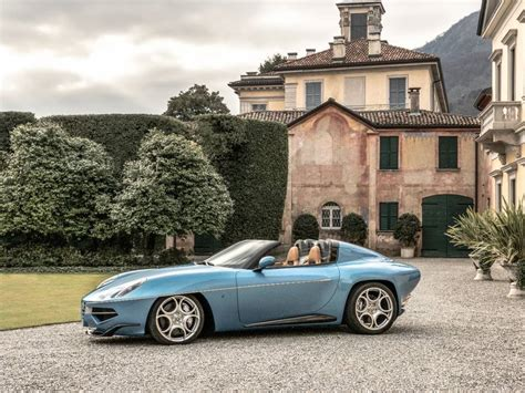 alfa romeo disco volante spider alfa romeo disco volante spider revealed just 7 specimens