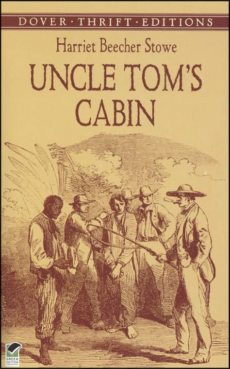 book review of tom s cabin by harriet beecher stowe