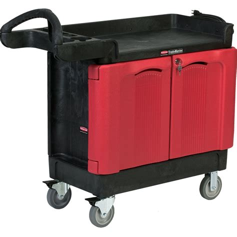 cart with locking cabinet rubbermaid locking cabinet mf cabinets