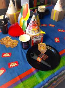 At freddy s birthday party ideas photo 7 of 11 catch my party