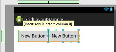 using grid layout android studio using the android gridlayout manager in android studio