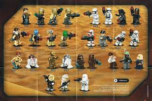 lego star wars 2016 winter wave images minifigures brick fan