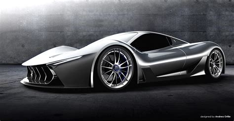 What Is A Maserati Car by Maserati Mc 63 Concept Based On Laferrari Gtspirit