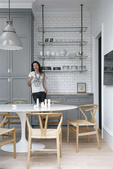 Country Kitchen Faucet by Id 233 E D 233 Coration Cuisine Avec Rangements Ouverts