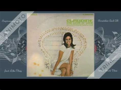 claudine longet the look of love claudine longet the look of love side two youtube