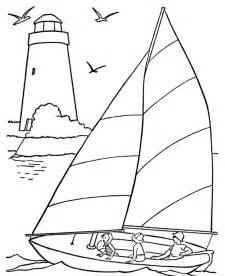 boat coloring pages sailboat printable coloring pages coloring part 2