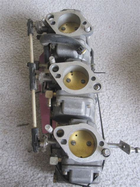 outboard boat motors for sale in iowa buy mercury 50hp outboard motor 3 carbs and linkage