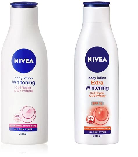 Whitening Handbody Lotion 1 Liter nivea lotion whitening even tone lotion whitening 200 ml ebay
