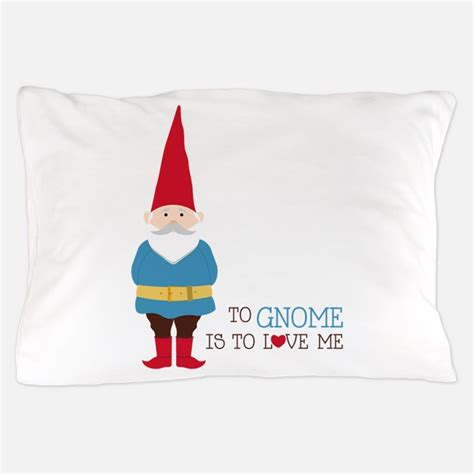 Gnome Pillow by Gnome Bedding Gnome Duvet Covers Pillow Cases More