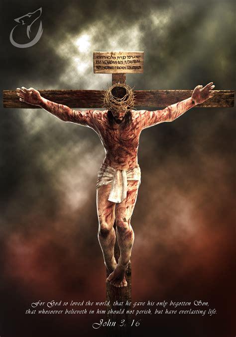 andrew constantine jesus on the cross